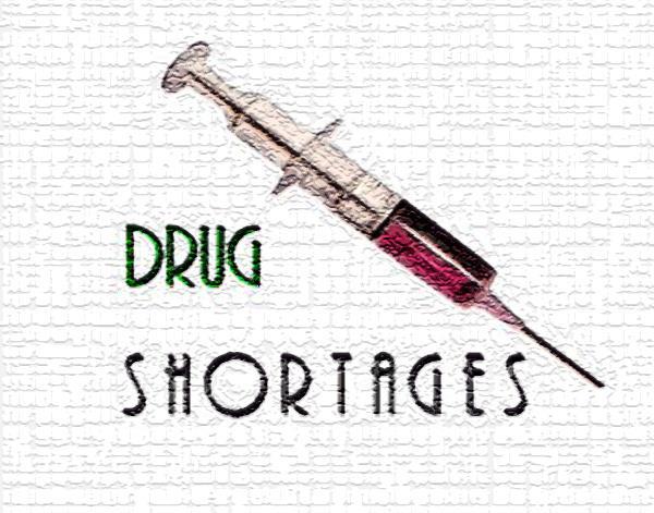 Drug Shortages