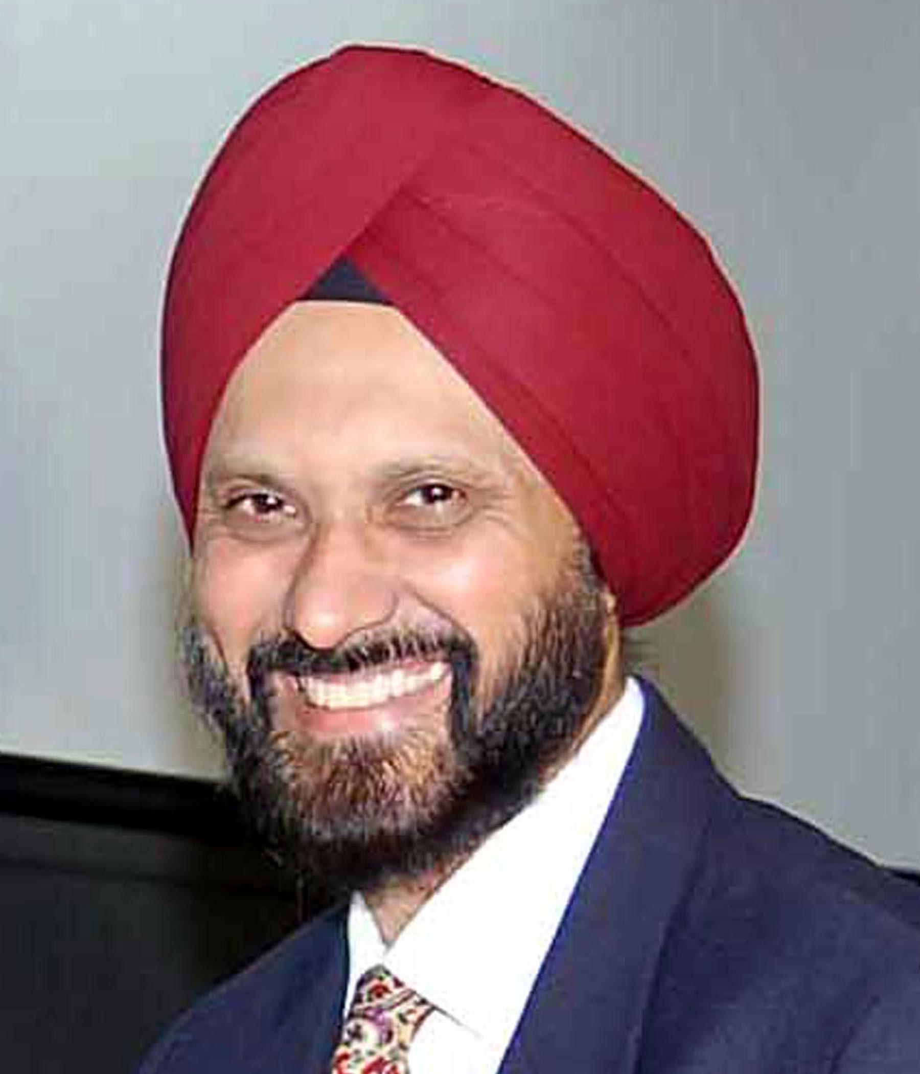 Dr Harinder Singh Bedi  CMC 2014