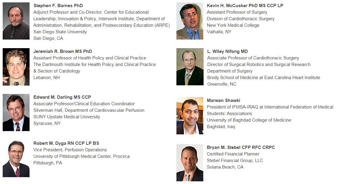 CREF 2015 Speakers 1
