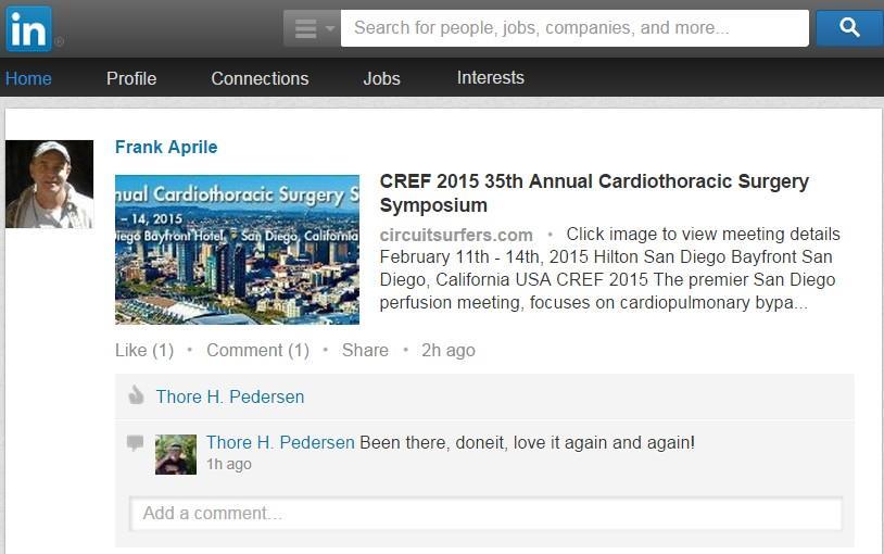 CREF LinkedIn