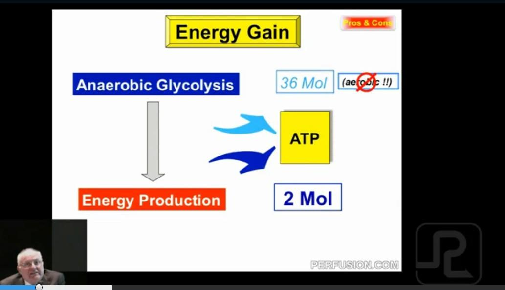 3 reduction of ATP to 2 after X Clamp