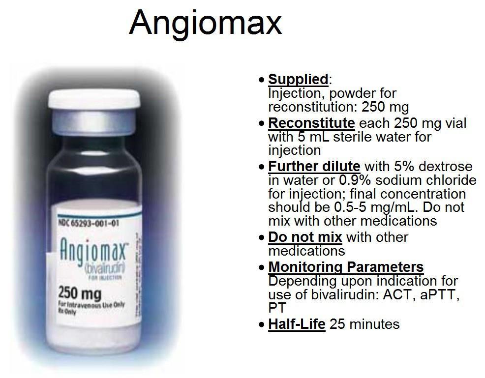 angiomax