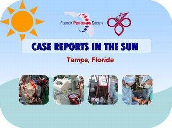 Case Reports in the Sun