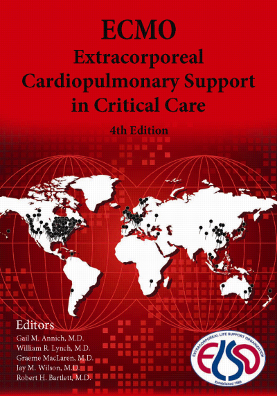 Extracorporeal Cardiopulmonary Support in Critical Care (4th Edition)