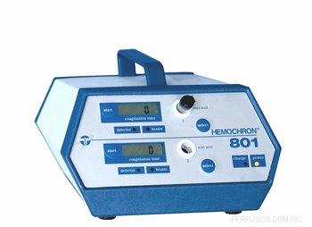 Hemochron 801 ACT Machine