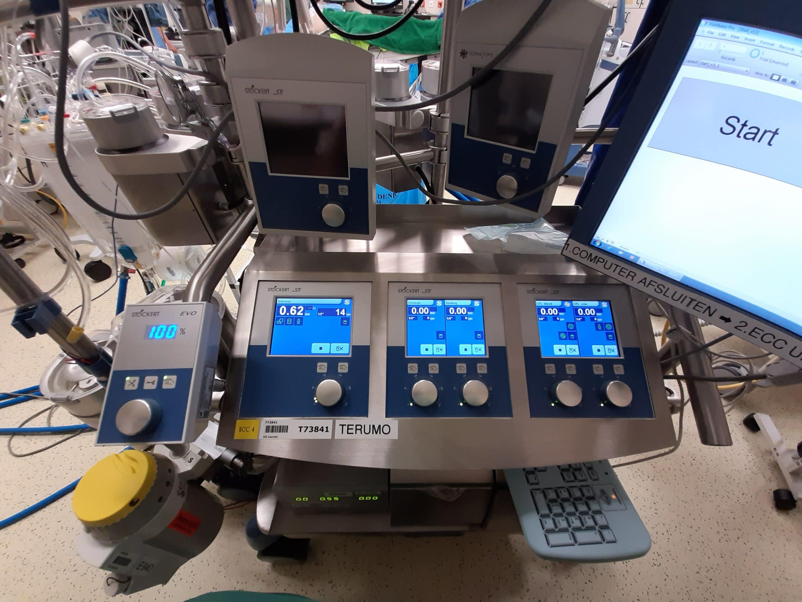 cover, cpb, cardiopulmonary bypass
